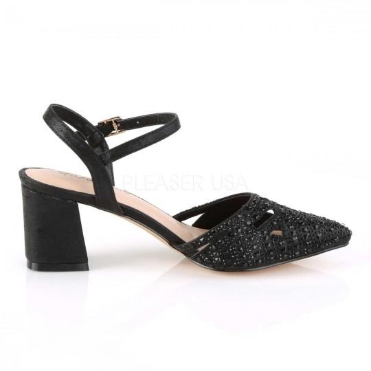 Fabulicious Faye 06 Closed Toe Sandal (Women's) rClp9GN