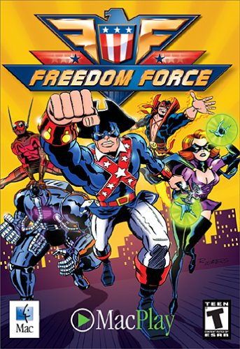 Freedom Force Mac