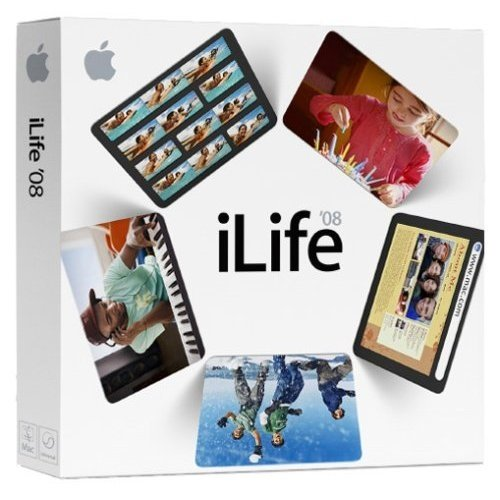 Apple iLife 08 MB017Z/A