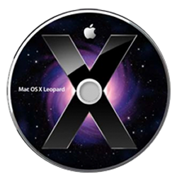 OS X 10.5.6 Leopard for Mac Pro OEM Install and Applications Discs