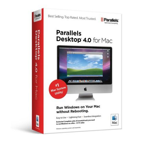 Parallels Desktop 4.0 for Mac TS967LL/A
